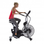 TUNTURI PLATINUM Air Bike PRO promo